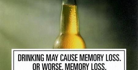 drinkingmemoryloss